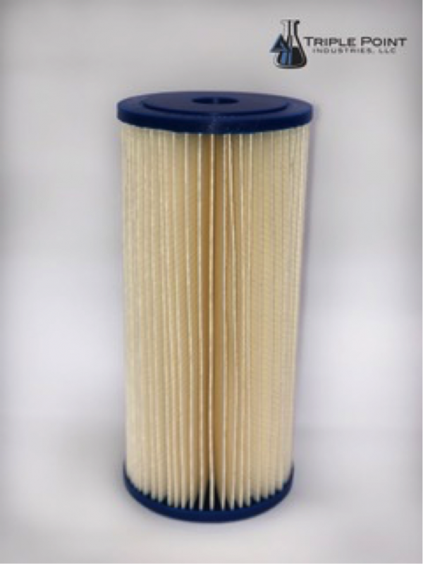 TPI Large Capacity, High-Flow Filter Cartridges